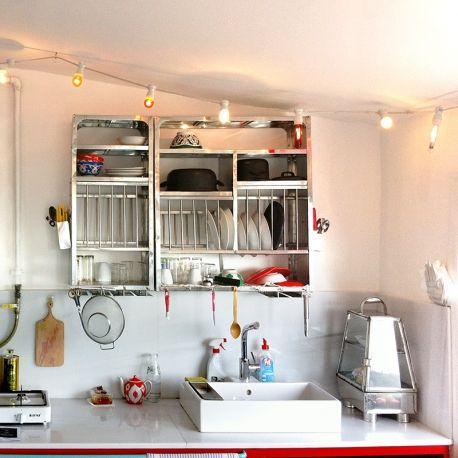 17 meilleures id es propos de egouttoir vaisselle sur. Black Bedroom Furniture Sets. Home Design Ideas