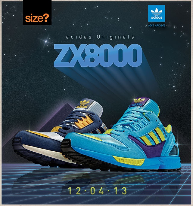 ZX8000 launch poster from Size?