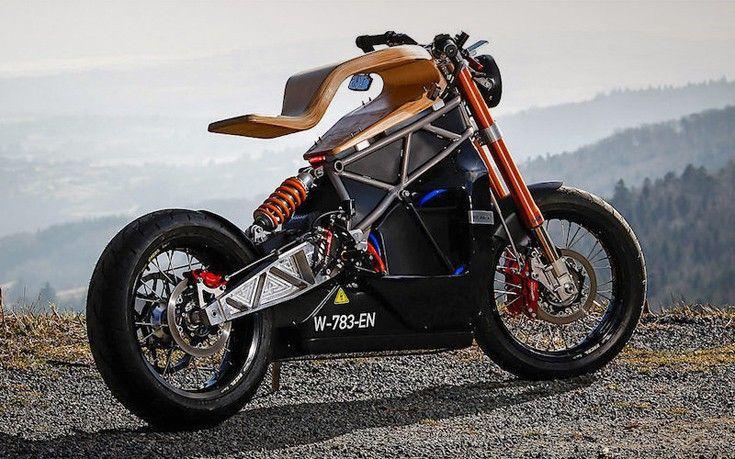 Η Essence E-raw χαράζει νέους δρόμους στην άποψη περί μοτοσυκλέτας | Newsbeast