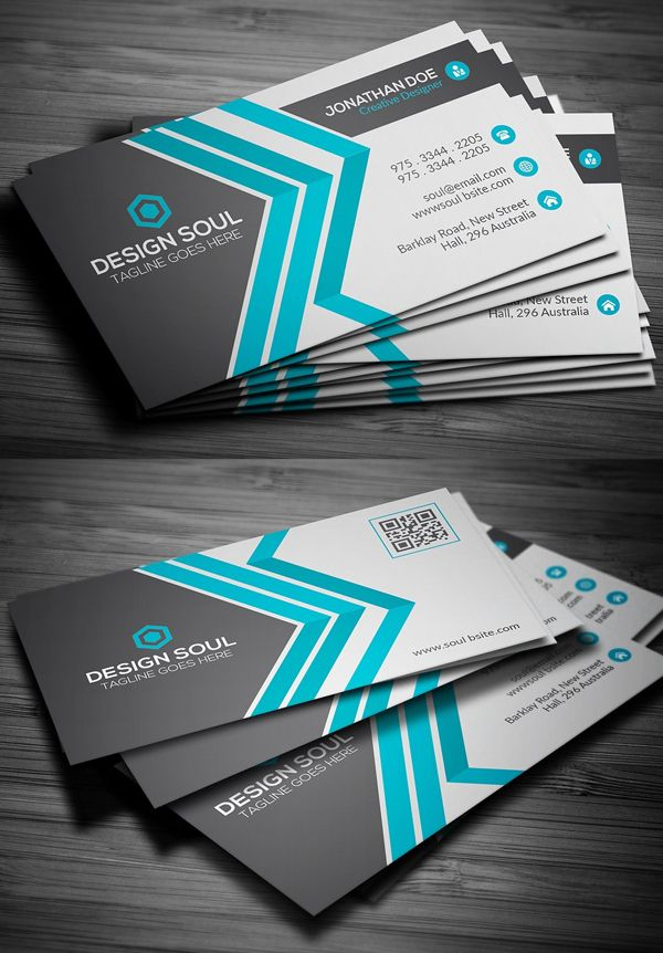 1706 best Business Cards Design images on Pinterest
