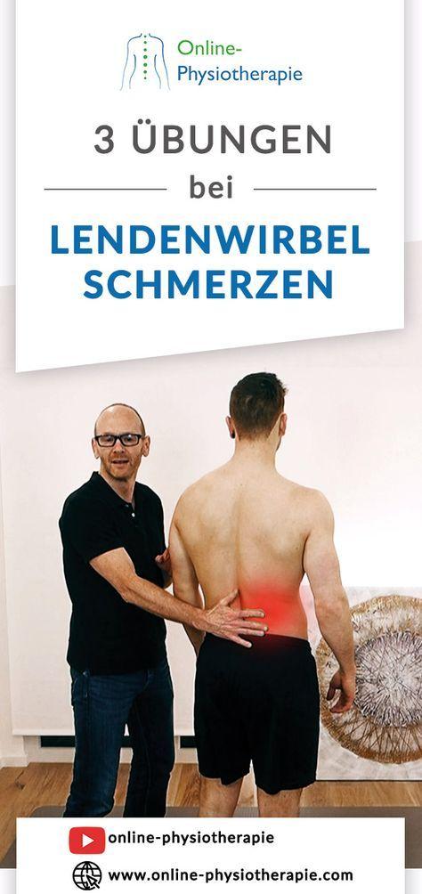 Fabelhaft Rückenschmerzen unterer Rücken: 3 effektive Übungen um @AS_43