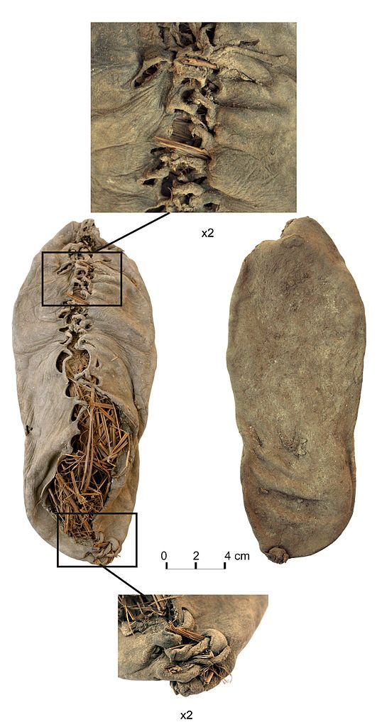 The oldest shoes in the World found in Areni 1 cave , Armenia