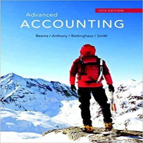 9 best solutions manual images on pinterest book blurb book and solution manual for advanced accounting 12th edition by beams 0133451860 978 0133451863 fandeluxe Images