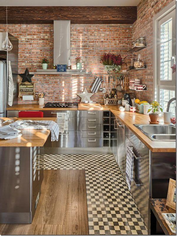 Oltre 25 fantastiche idee su Casa stile industriale su Pinterest ...