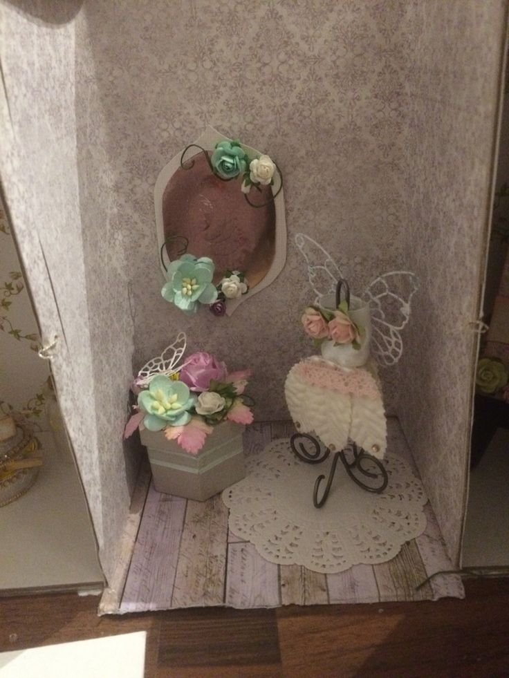 Fairy room #scrapbooking