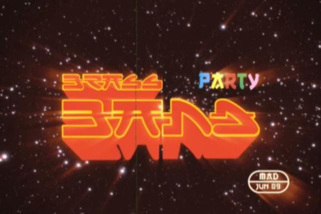 Brass Band party by slurpTV. Music by Mr Oizo.