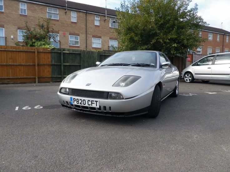 This 1997 fiat coupe 20v turbo grey 20vt long mot is for sale.