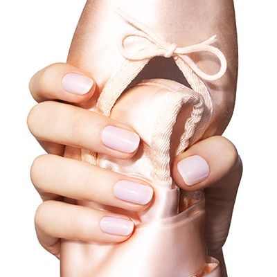 Essie Polish Nail Polish in Ballet Slippers | Ana Ivanovic ...