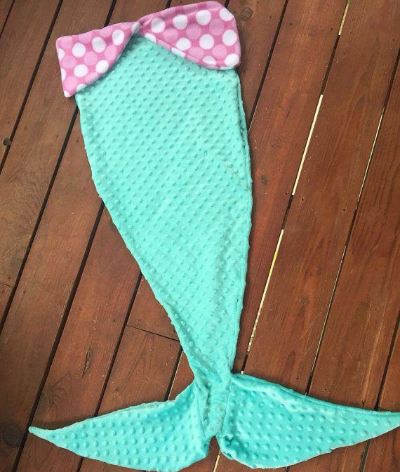 10 Best Mermaid Tails Images On Pinterest Mermaid Blankets