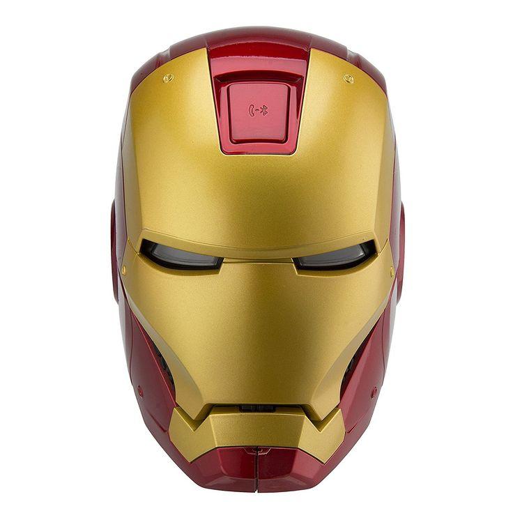 Captain America: Civil War Iron Man Helmet
