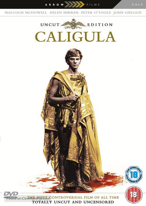 Caligola - British Movie Cover