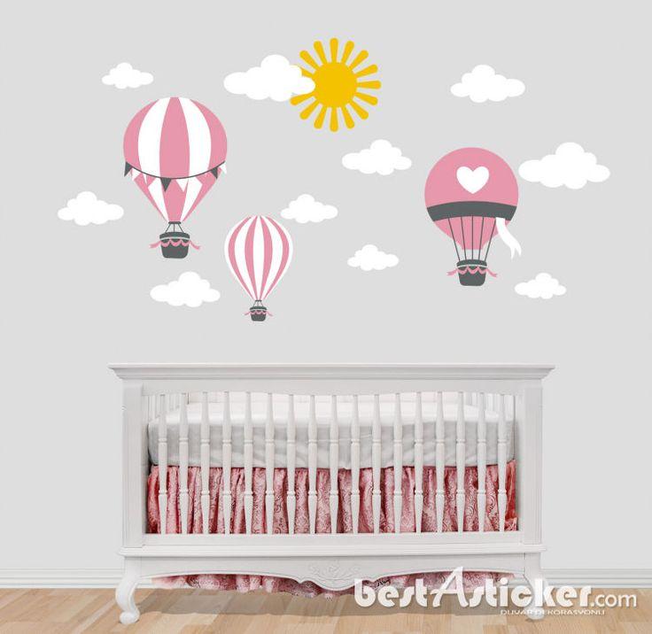 Pembe Balonlar Güneş Ve Bulutlar  Fiyat: 104 TL