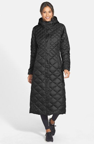 The North Face 'Triple C' Long Down Coat available at #Nordstrom
