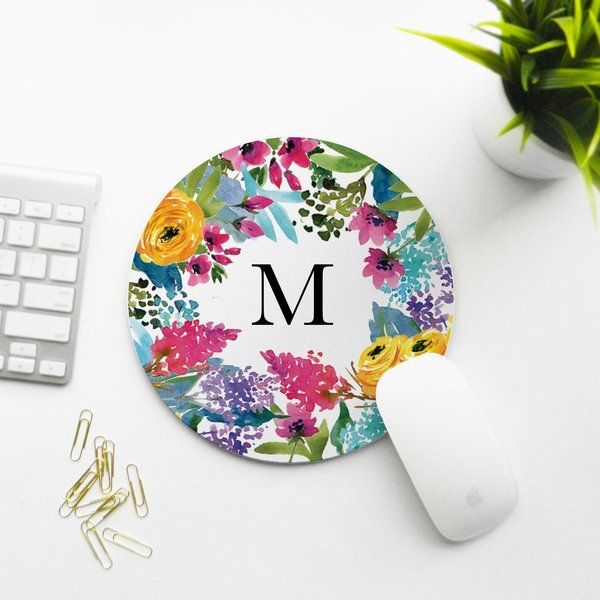 Mousepad - WildFlowers, Personalized