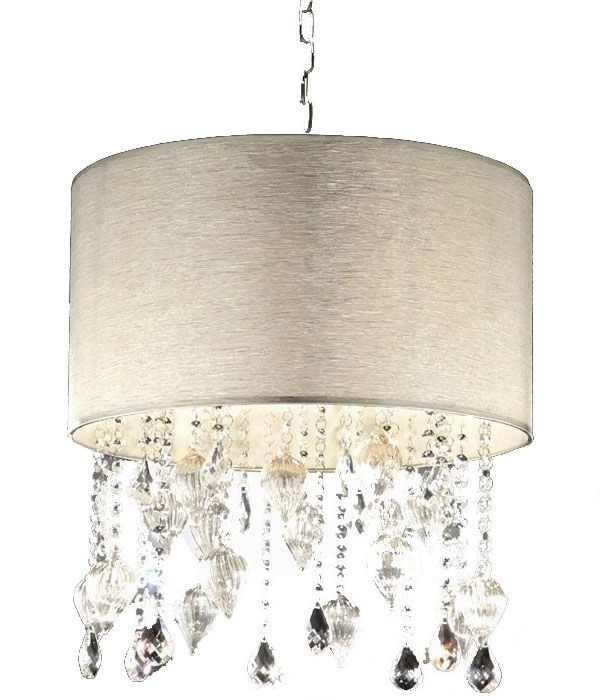 Liven up your entryway or dining space with this 23inchh drape crystal ceiling lamp by o r e