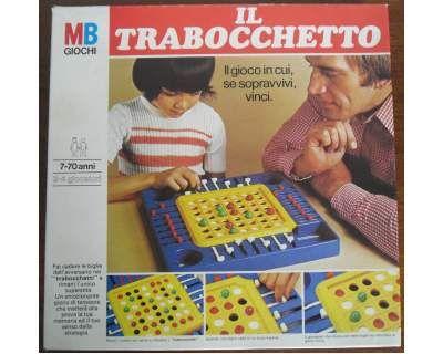 IL TRABOCCHETTO gioco MB anni '80 a Flaminio / Parioli / Pinciano - Kijiji