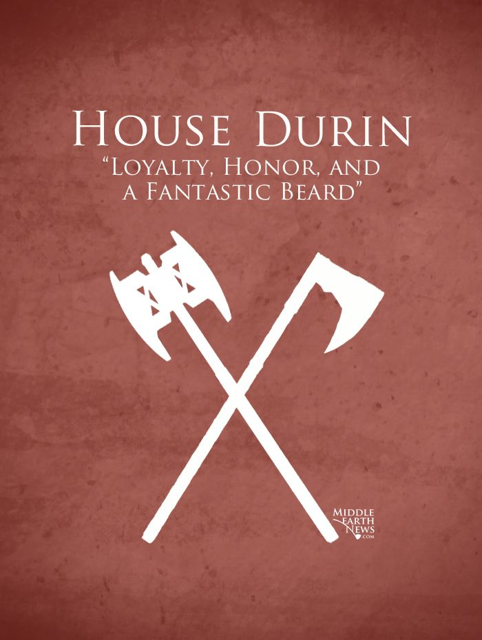 If Lord of the Rings Families Had Game of Thrones Style Sigils | The Mary Sue