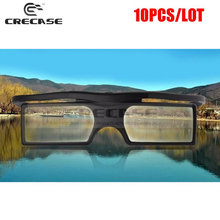 Find More 3D Glasses/ Virtual Reality Glasses Information about 10pcs/lot G15 DLP 3D Active Shutter Glasses for Optoma Sharp LG Acer BenQ DLP LINK DLP Link Projectors gafas 3d Free Shipping,High Quality glasses tee,China glasses quality Suppliers, Cheap g15 driver from GUANGZHOU CRECASE FLAGSHIP STORE on Aliexpress.com