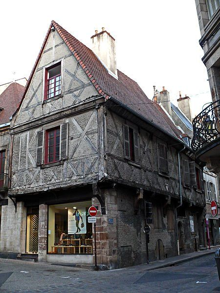Maison de Jeanne d'Arc, Moulins