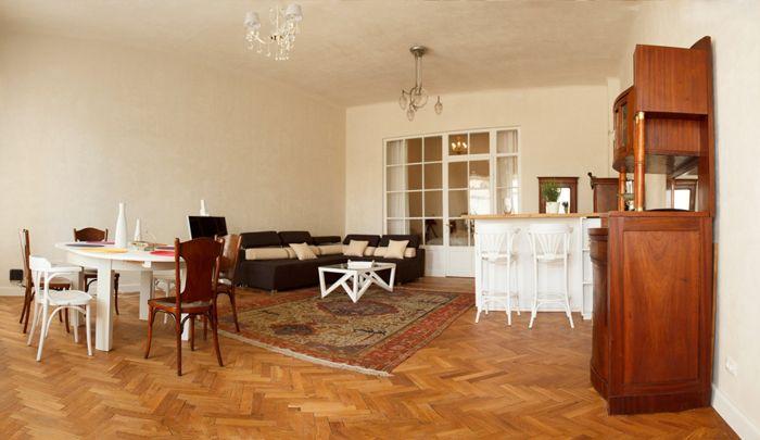 apartament interbelic  n cluj designist 01 Un apartament interbelic din Cluj: unde poți locui, dacă mergi la TIFF sau doar în vacanță