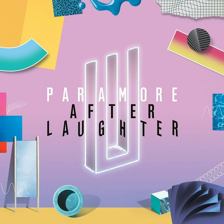 "New Paramore album ""After Laughter"" out on the 12th May 2017."