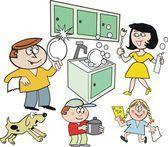 MATERNIDAD Y PSICOLOGÍA ☼: Limpieza y orden en casa
