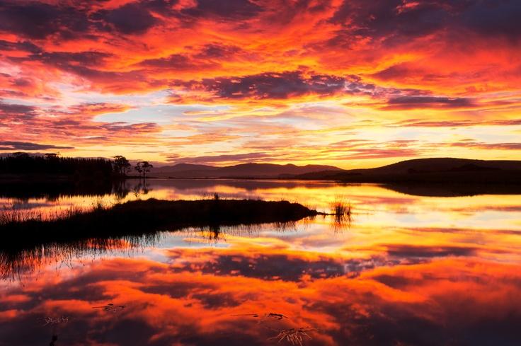 Sunset - Tasmania - Australia
