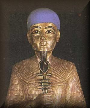 Ptah is one of the great Creator Gods of ancient Egypt. Khnum created creatures who lived upon Earth; Ptah created Earth and Sky to nourish and support their lives. Ptah created the world from his thoughts (long before the Hebrews adopted the concept). The ancient Egyptians believed that the mind resided in the heart. During the embalming process, they routinely threw away the brain and saved the heart. One of their central beliefs involved the weighing of the heart against the feather of…
