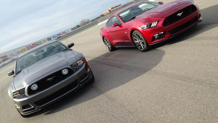 Ford Mustang GT shootout: 2014 vs. 2015