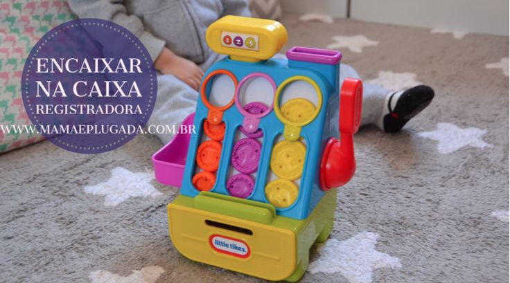Review Caixa Registradora Little Tikes