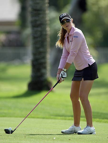 Paula Creamer - what a great golfer!