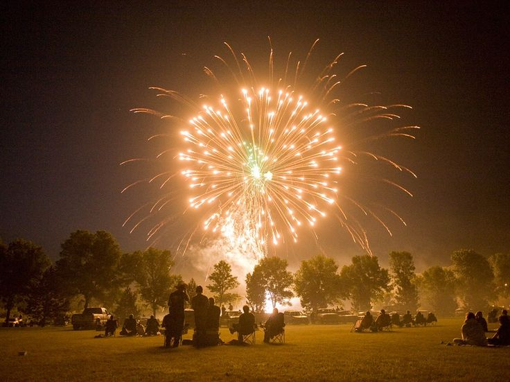 Photographing Fireworks - Photo Tips - National Geographic