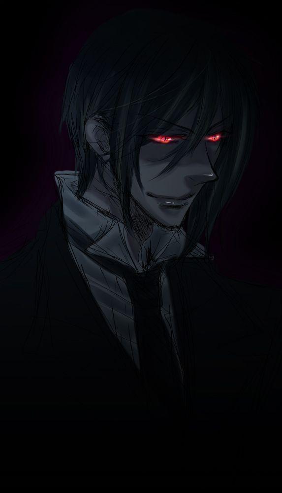 Kuroshitsuji © Yana Toboso. Demon butler Sebastian.