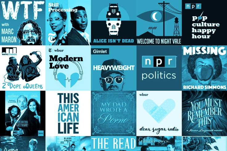 These are the best podcasts you can download right now—from true crime, to pop culture, to love, money and politics.