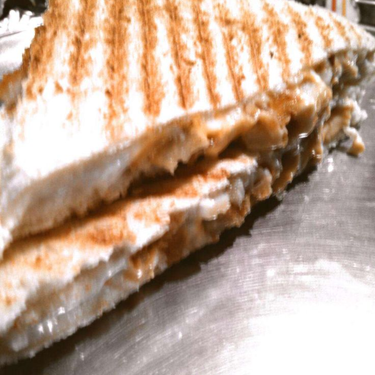 Fish Fillet Sandwich (Grilled) | Coffee & Bread Art Cafe | Pune