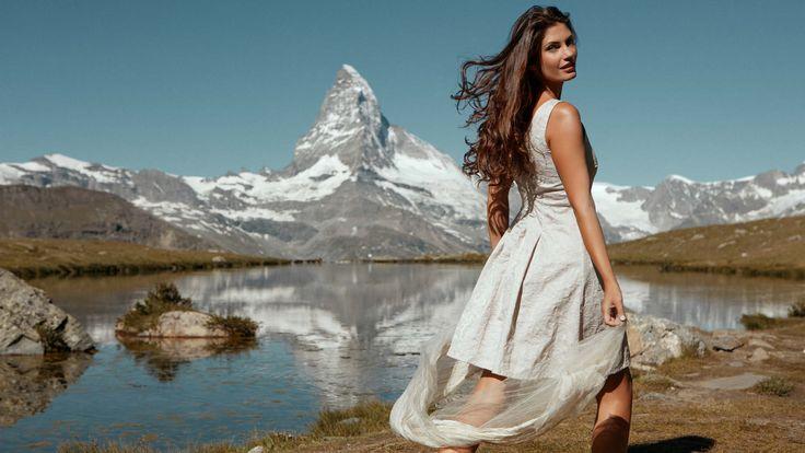 NILE - PhotoShooting Matterhorn  2016  - Made by the Wind. #landscape #switzerland #nature #inspiration