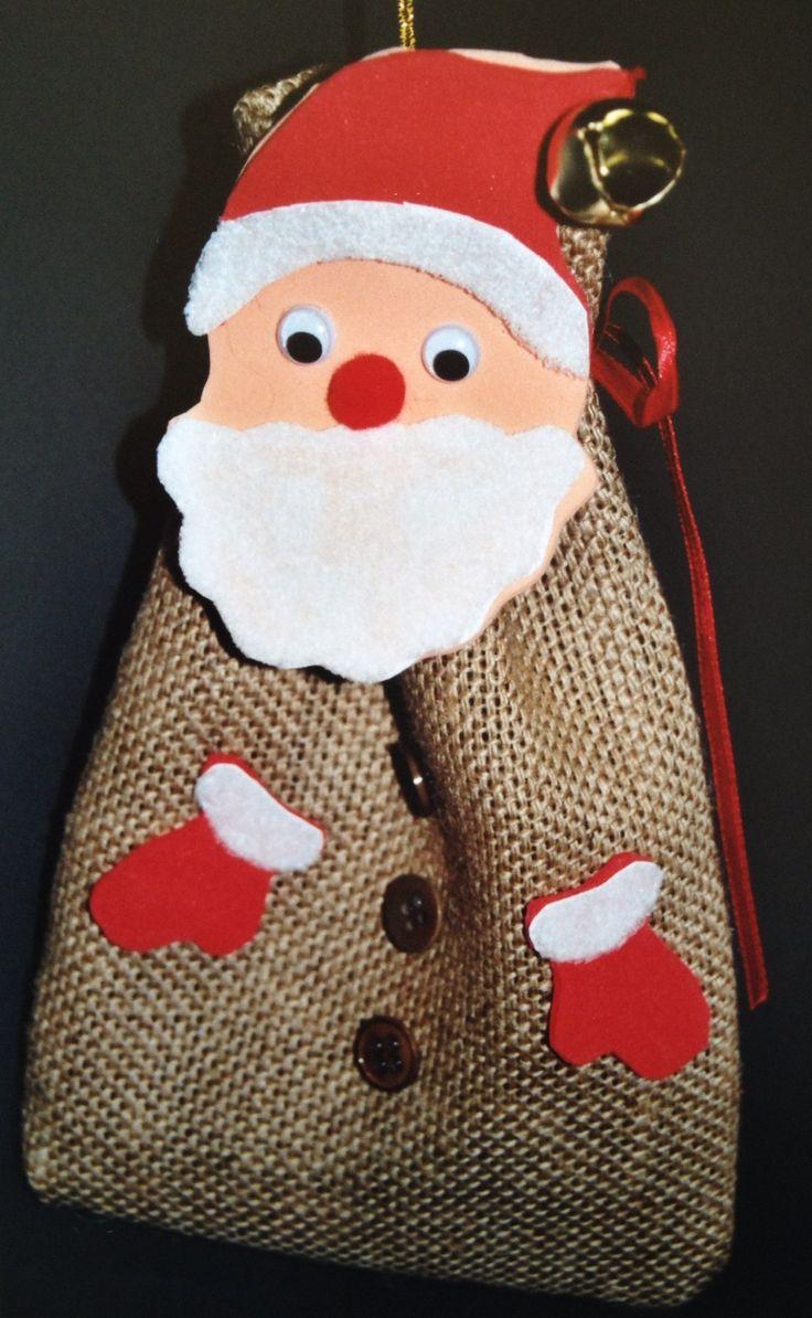 Père Noël sac