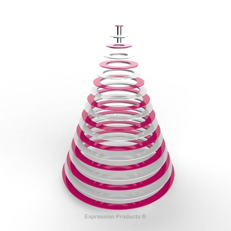 Professional Ferrero Rocher Tower Ring Set
