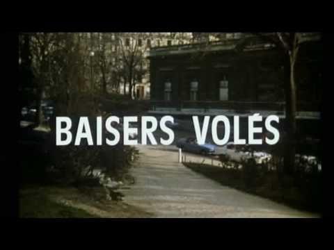 """"""" Baisers Voles """"  de François Truffaut sorti en 1968.  Il s'agit du troisième volet des aventures d'Antoine Doinel. """"Que Reste-t-il De Nos Amours?"""""""