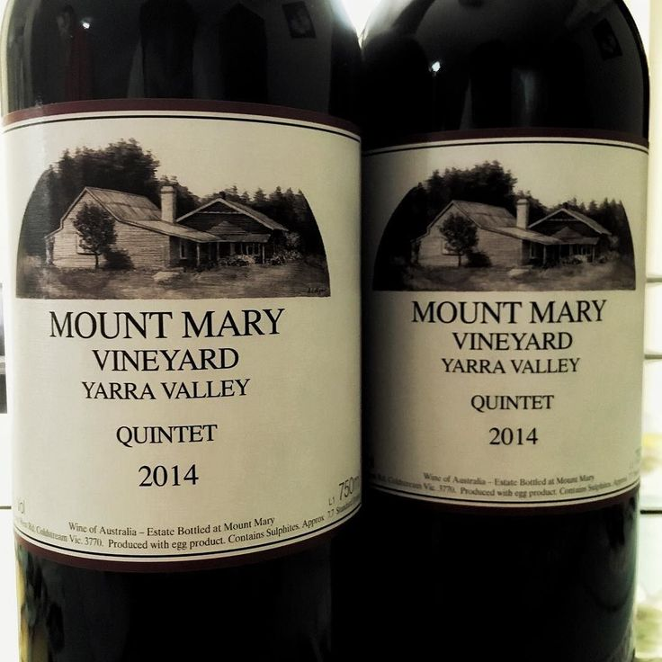 A new Cabernet blend to taste from @mountmaryvineyard  Always fun and a pleasure to open these. -#winechattysammy