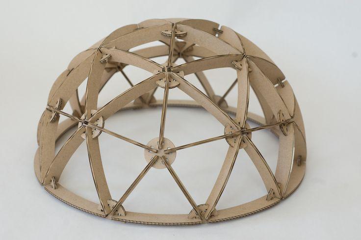 "Origin: <a style=""color:#888888;"" href=""http://www.uni-weimar.de/medien/wiki/File:2V_geodesic_cardboard_dome.jpg"">2V_geodesic_cardboard_dome.jpg</a>"