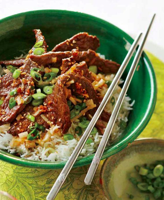 how to cook bulgogi in a wok