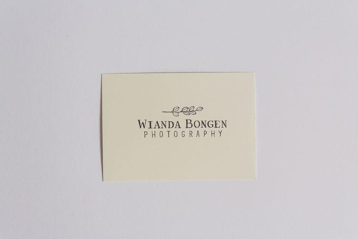 Logostempel Wianda Bongen : Renske Anna