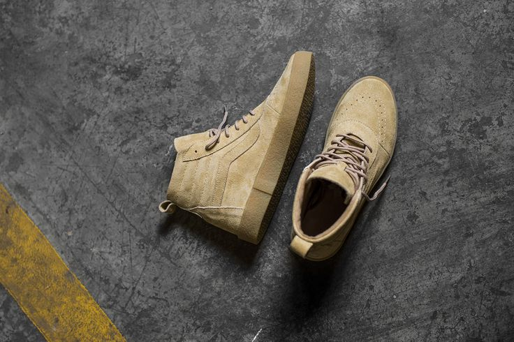Shoe Surgeon Yeezy Crepe Boot Vans Sneaker ComplexCon