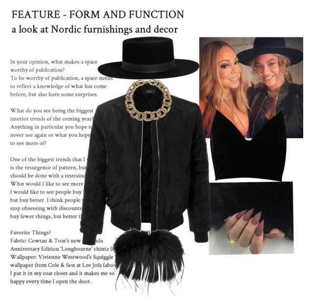 """""""MARIAH CAREY CONCERT"""" by staydiva on Polyvore featuring moda, Janessa Leone, LE3NO, River Island, Alexander McQueen y Givenchy"""