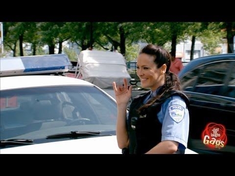 Instant Accomplice - Angry Girlfriends Slash Sexy Cop's Tires - YouTube