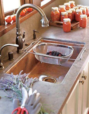 30 Great Kitchen Design Ideas Kitchens Pinterest Sinks