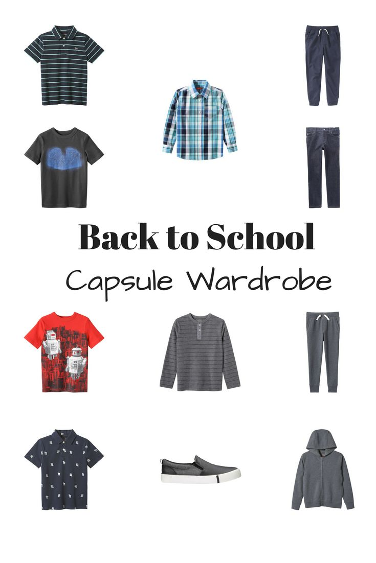 Less is more. Creating a capsule wardrobe for Back to School with Joe Fresh is a great way to get trendy clothes that mix and match for the whole family at affordable prices. #TrueTo