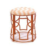 Found it at Wayfair - Chic Chevron Stool