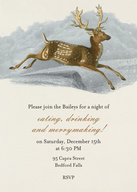 261 best Online Christmas Party Invitations images – Online Holiday Party Invitations